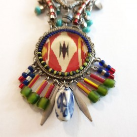 Vintage Ayala Bar Navajo Necklace