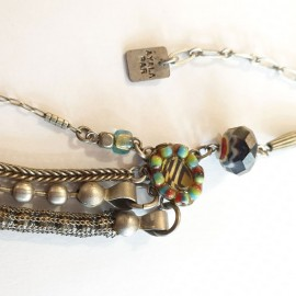 Vintage Ayala Bar Navajo Necklace