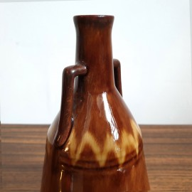 Vintage Polish Jug Vase .