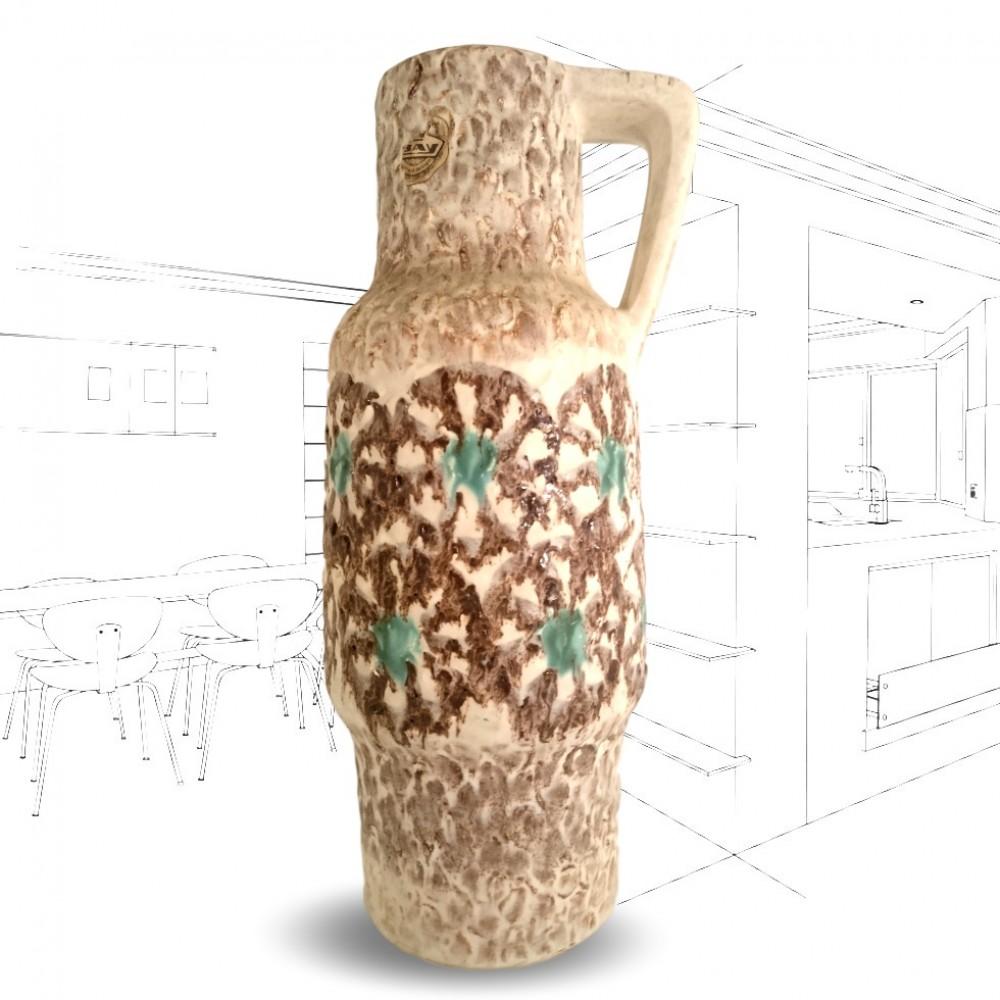 Large Bay Keramik 1960s Vase 217-35