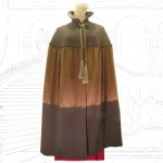 1900's Silk and Gaberdine Cape .