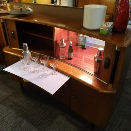1950's Beautility Cocktail Bar