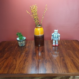 1960's McIntosh Double Extending Rosewood Dining Table