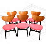 1950's G-Plan Butterfly Chairs