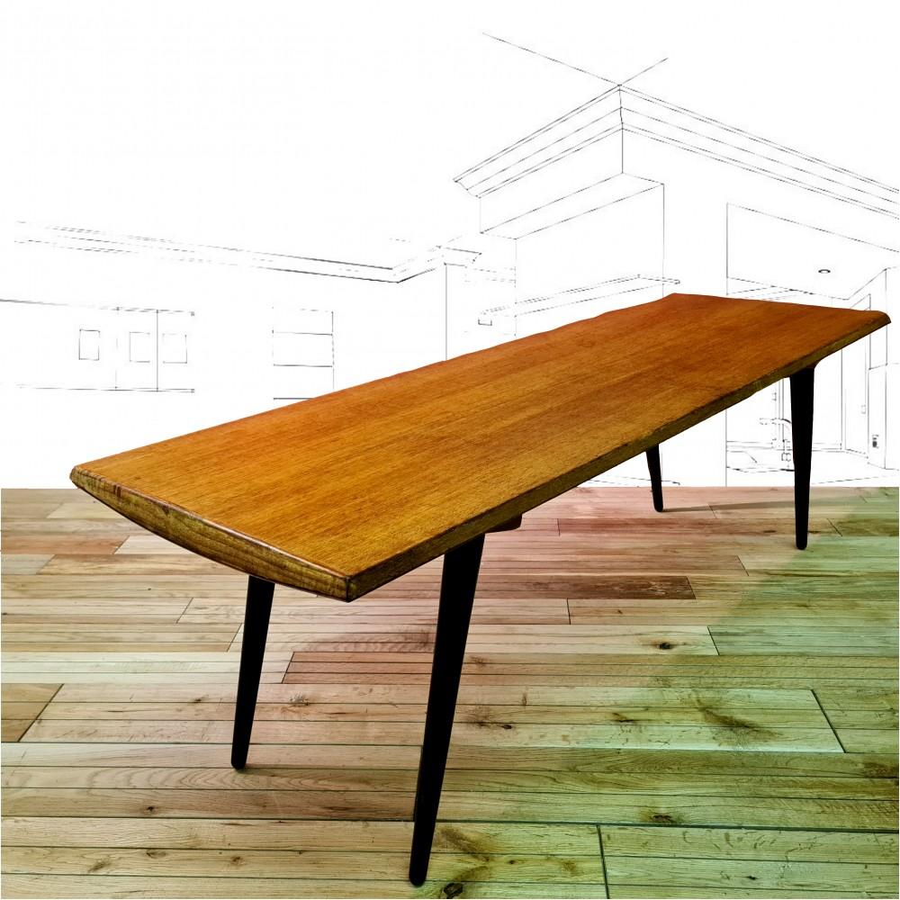 Mid Century Teak Coffee Table