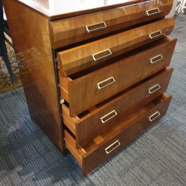 1960's Meredew Chest Of Drawers