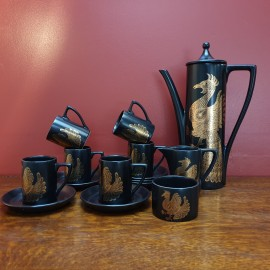 Portmeirion Pheonix Coffee Set