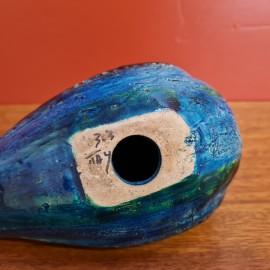 Blue Bitossi Bird