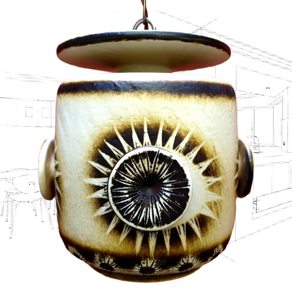 Axella Ceramic Pendant Light Jette Helleroe
