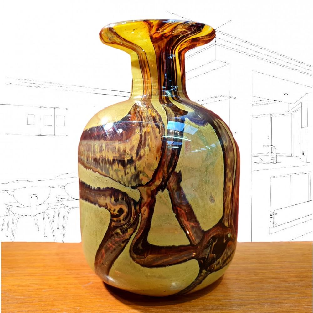 Large Mdina 'Earth' Vase