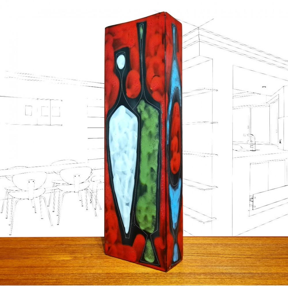Large Antonio Milani Italian Ceramic Vase