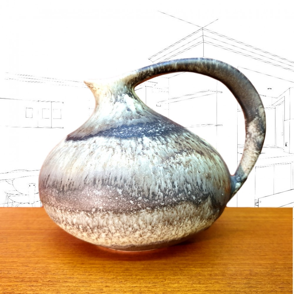 1960's Ruscha 313 Vase