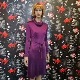 1970's DollyRockers Purple Dress